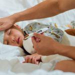 Perawatan Anak Sakit Panas